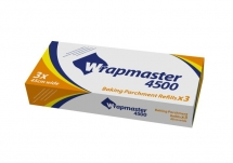 Wrapmaster 450mm x 50m Baking Parchment Refill Rolls