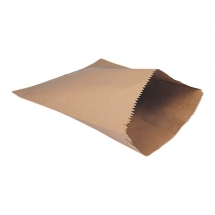 8.5 x 8.5inch / 21 x 21cm Brown Kraft Paper Bags