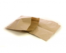 12.5 x 12inch / 30.5 x 30cm Brown Kraft Paper Bags