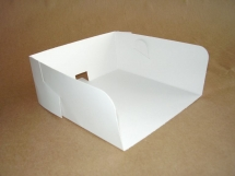 6 x 6 x 2.5inch Open Cake Scoops (Large Swedish Tray)