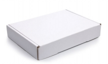 12inch Plain White Corrugated Pizza Boxes