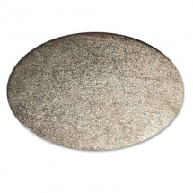 10inch / 25cm Thin Round Cake Boards With Foil Edge