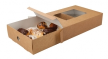 Standard Platter Boxes With Full Tray Inserts