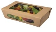SP1 Kraft Tuck Top Salad Pack