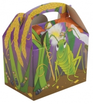 Party / Meal Boxes - Bugs n Slugs Design