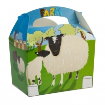 Party / Meal Boxes - Farm Design