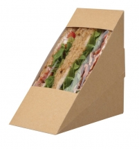 Colpac Deep Fill ST11 Kraft Sandwich Packs