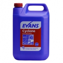 Evans 5L Cyclone Extra Thick Bleach (5L)