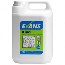 Evans Kind Washing Up Liquid (5L)