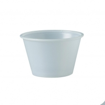4oz / 118ml Solo Plastic Souffle / Portion Pots