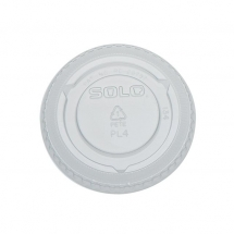 Solo Clear Pot Lids for 4oz / 118ml Pots