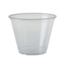 9oz Solo Ultra Clear Smoothie Tumblers