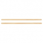 "5.5"" / 140mm Wooden Disposable Tea/Coffee Stirrers"