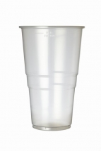 20oz / One Pint to Line Flexy Tumblers  (CE Marked)