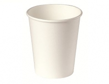 8/9oz Single Wall White Paper Hot Cups