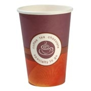 16oz Single Wall 'Specialty' Paper Hot Cups