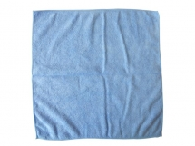 Microfibre Cloths - Blue