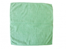 Microfibre Cloths - Green