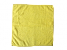 Microfibre Cloths - Yellow