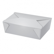 No.2 White Board Leakproof Containers